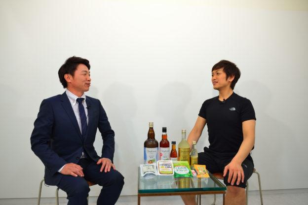 姿勢クリエイター花岡正敬さんとエリカ健康道場北島店長