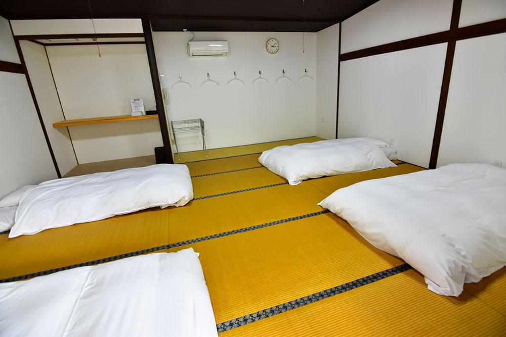 ファスティング旅館 若杉屋 個室