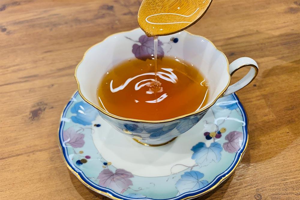 酵素ドリンク入り紅茶